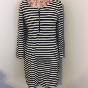 J Crew brand woman's medium shirt dress cotton